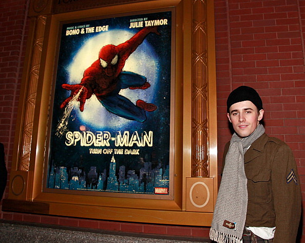 """Spider-Man: Turn Off The Dark"" Broadway Preview Opening Night - Departures"