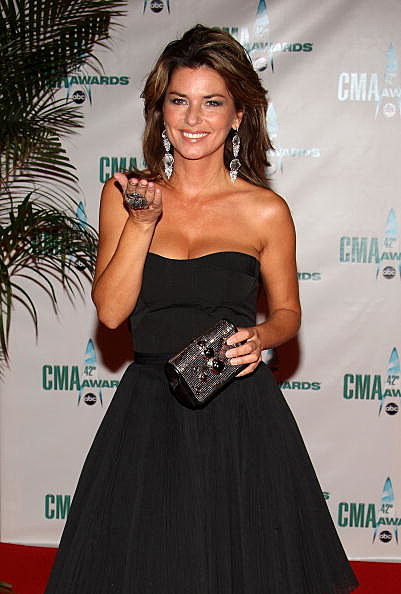 The 42nd Annual CMA Awards - Arrivals