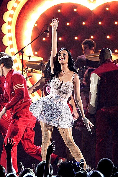 The 53rd Annual GRAMMY Awards - Show Katy Perry