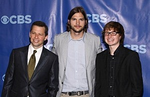 Ashton Kutcher and Two and a Half Men