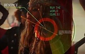 Beyonce - Run The World Video Teaser