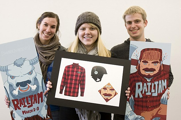 2012 Winning Rail Jam Student Design