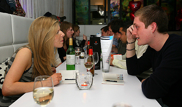 How to run a speed dating evening